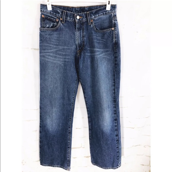 Lucky Brand Denim - Lucky Brand Dungarees Blue Jeans Size 30